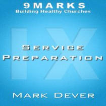 Service Preparation