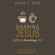 Sharing Jesus Without Freaking Out