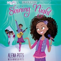 Shining Night (Faithgirlz / Lena in the Spotlight, Book #3)