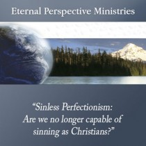 Sinless Perfectionism