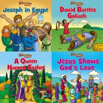 The Beginner's Bible Children's Collection (The Beginner's Bible)