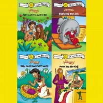 The Beginner's Bible: I Can Read Old Testament Collection 1 (I Can Read! / The Beginner's Bible)