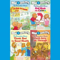The Berenstain Bears I Can Read Collection 2 (I Can Read! / Berenstain Bears / Living Lights: A Faith Story)