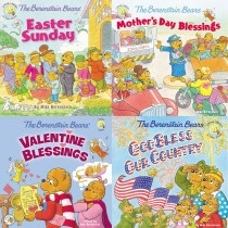 The Berenstain Bears Seasonal Collection 1 (Berenstain Bears/Living Lights: A Faith Story)