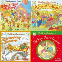 The Berenstain Bears Seasonal Collection 2 (Berenstain Bears/Living Lights: A Faith Story)