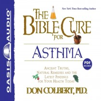 The Bible Cure for Asthma (Bible Cure)
