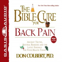 The Bible Cure For Back Pain (Bible Cure)