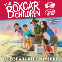 The Sea Turtle Mystery (The Boxcar Children, Book #151)