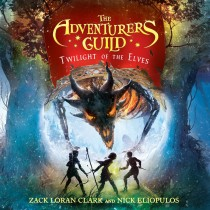 Twilight of the Elves (The Adventurers Guild, Book #2)