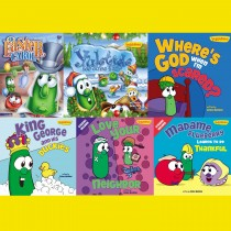 VeggieTales Children's Book Collection (Big Idea Books / VeggieTales)