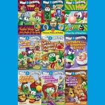 VeggieTales I Can Read Collection (I Can Read! / Big Idea Books / VeggieTales)