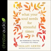 What Your Soul Needs for Stressful Times