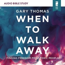 When to Walk Away (Audio Bible Studies)