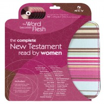 Word Becomes Flesh Audio Bible - New Century Version, NCV: New Testament: The Complete New Testament Read by Women