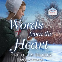 Words from the Heart (Amish Letters, Book #3)