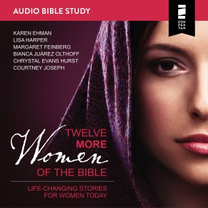 Twelve More Women of the Bible Audio Study