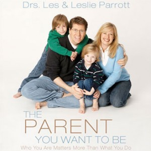 The Parent You Want to Be