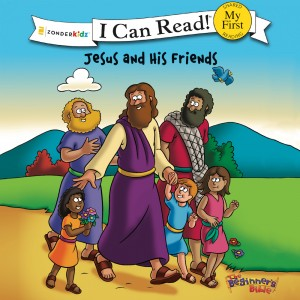 Jesus and His Friends (I Can Read Series)