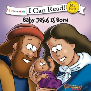 Baby Jesus is Born (I Can Read Series)