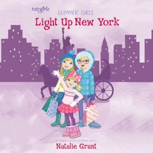 Light Up New York (Faithgirlz/Glimmer Girls Series, Book #4)