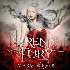 Siren's Fury (The Storm Siren Trilogy, Book #2)
