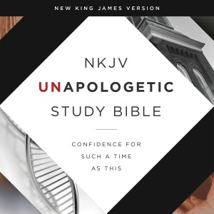 NKJV, NT Unapologetic Study Bible Audio Download