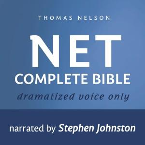 Audio Bible - New English Translation, NET: Complete Bible