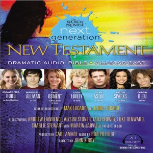 Word of Promise Next Generation - New Testament