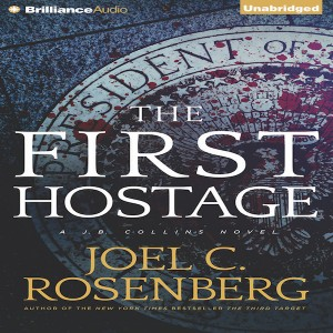 The  First Hostage (Unabridged)