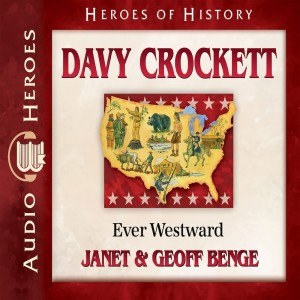 Davy Crockett (Heroes of History Series)