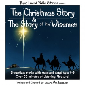 The Christmas Story & The Story of the Wisemen (Best Loved Bible Stories Series)