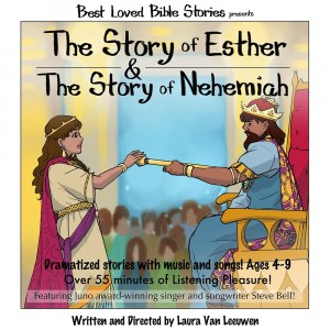 The Story of Esther & The Story of Nehemiah (Best Loved Bible Stories Series)