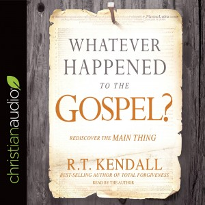 Whatever Happened to the Gospel?