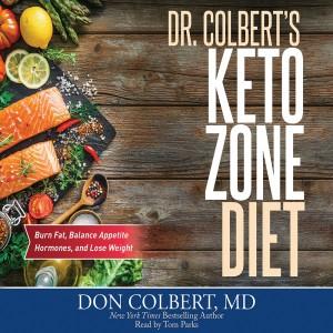 Dr. Colbert's Keto Zone Diet