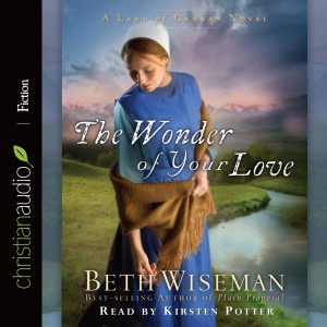 The Wonder of Your Love (A Land of Canaan Novel Series, Book #2)