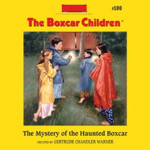 The Mystery of the Haunted Boxcar