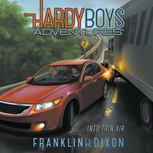 Into Thin Air (Hardy Boys Adventures, Book #4)