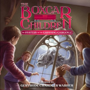 The Mystery of the Grinning Gargoyle (The Boxcar Children Mysteries, #137)
