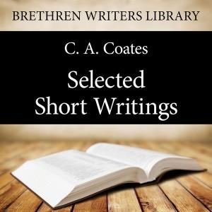 Selected Short Writings