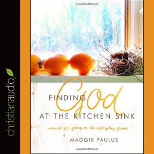 Finding God at the Kitchen Sink