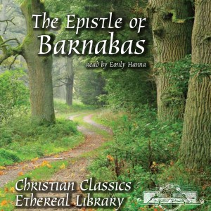 The Epistle of Barnabas