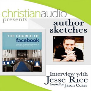 Author Sketches: Interview with Jesse Rice