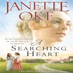 A Searching Heart (A Prairie Legacy, Book #2)