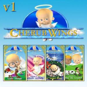 Cherub Wings #1: Episodes 1-4