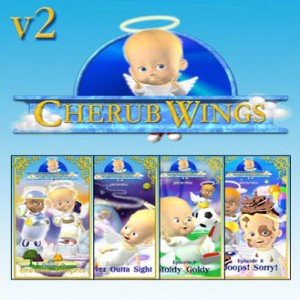 Cherub Wings #2: Episodes 5-8