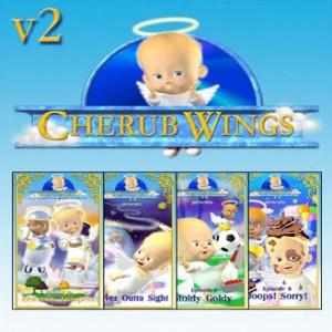 Cherub Wings #2: Episodes 5-8