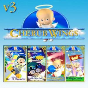 Cherub Wings #3: Episodes 9-12