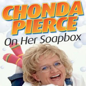 Chonda Pierce on Her Soapbox