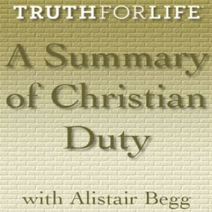 A Summary of Christian Duty