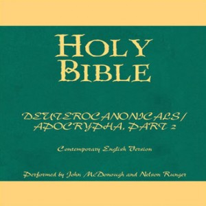 CEV: Deuterocanonicals / Apocrypha Part 2 Volume 19